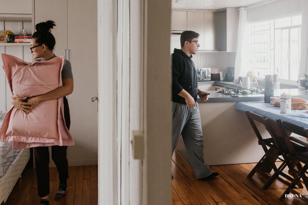 A verdade da fotografia documental de casais